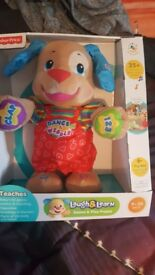 Fisher Price interactive toy