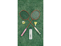 Wanted Badminton Players with Intermediate Game Level