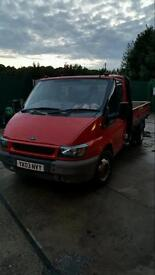 Ford transit dropside t350