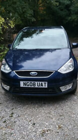 FORD GALAXY PEOPLE CARRIER (MPV) 2008 DIESEL AUTOMATIC
