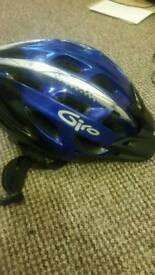 GIRO cycling helmet in blue l/xl 60-63cm
