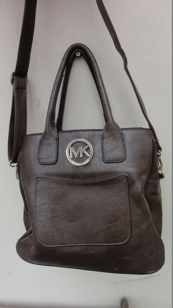 fbbe065677f1 MICHAEL KORS MK Handbag Bag Shoulder Bag