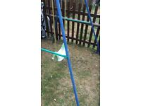 Swing - childs outdoor swing
