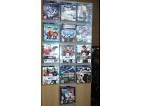 13 playstation 3 games boxed for sale!!!