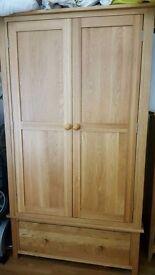 Wooden Wardrobe - 80
