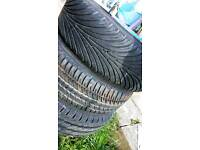 Two Tyres.Michelin and Nexen 195/65 R15