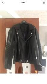 XL Men's Next Leather Jacket