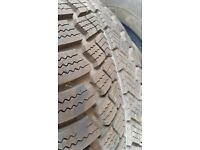 4 tyres for sale....perfect condition £30 each or all 4 for £100 Collection only