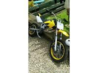 pit bike (spares)