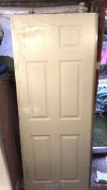 2 x 6 Panel Prem door