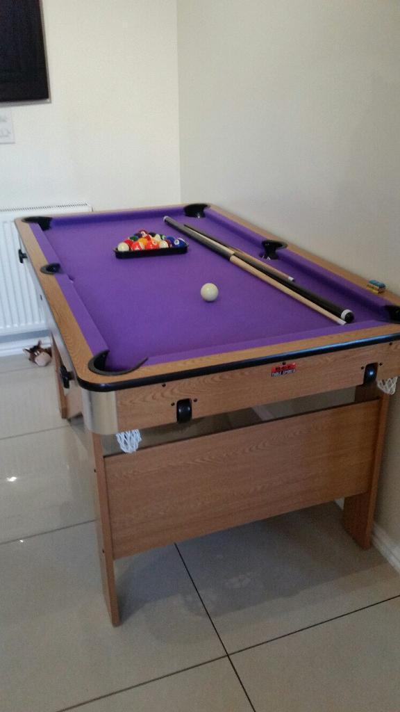 5 ft BCE POOL TABLE