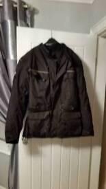 Motorbike jacket size xl