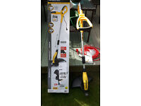 Garden Strimmer ( corded) Power Plus ,Garden Pro 500 watt