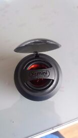 X-MINI SMALL SPEAKER FOR SALE (AUX)