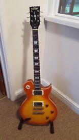 Vintage Advance AV1 Acoustic Guitar 2010 - VGC!