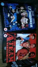80's classic tv shows TJ hooker and The A Team