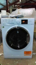 HOTPOINT 8kg WASHING MACHINE new ex display