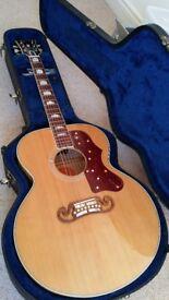 Gibson J-200 Historic Series 2007 model + Case