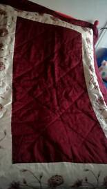 New double bed throw