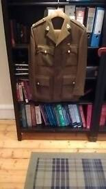Army Uniform RAMC Medical Officers No2 Service Dress 1986 original, open to offers