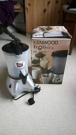 Kenwood frothie machine