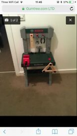 Kids bosh work bench