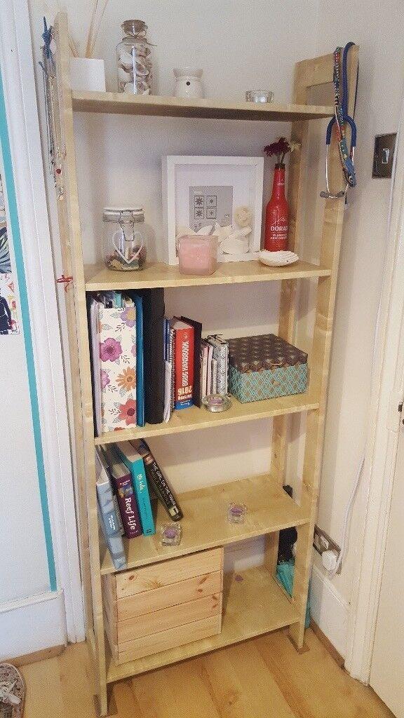 Semi New Ikea Laiva Bookcase In Wood Green London Gumtree
