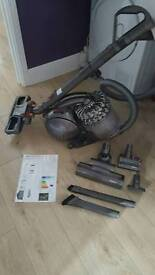 Dyson dc54 with accessories
