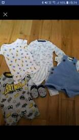 Baby boy's bundle