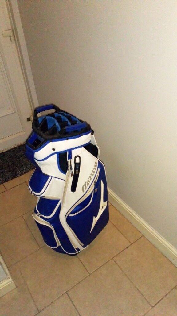 b581ea7f7dc1 Mizuno golf pro cart bag   in Porthcawl, Bridgend   Gumtree