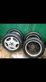 Ford Galaxy alloys wheels