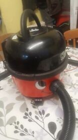 Henry the hoover (vaccum cleaner)