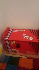 Lightning mcqueen Storage Box, Shelf & Storage Shelf