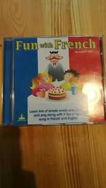 Fun with french CD