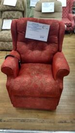 Ex-Demo Royams Dual Motor Riser Recliner Chair, Delivery Available