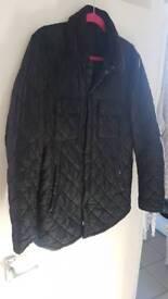 Barbour jacket size lrg