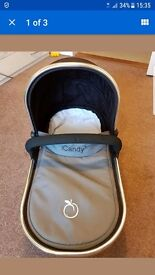 Icandy main carry cot