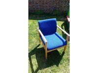 Staffroom style chair