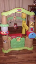 Little tikes activity lights and sound treehouse