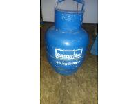 Full Calor Gas 4.5kg Bottle