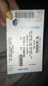2 X Summer in the City tickets - RDS Dublin
