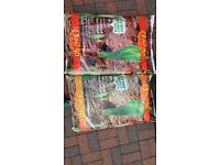 2 Bags of Decorative Bark