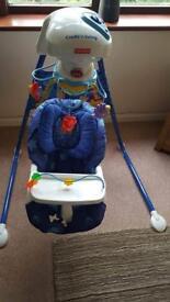 Cradle and swing Fisherprice