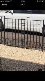 Rennie mackintosh type railings