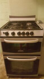 Cannon Gas Cooker With Connection Pipe Good Used Condition Bargain £50