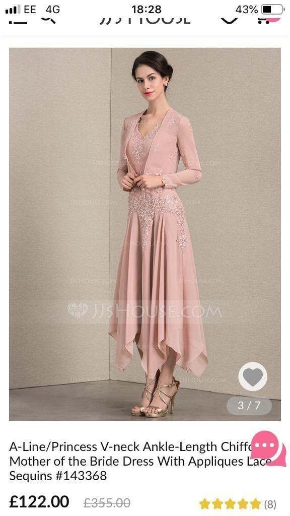 346aed49e8f Mother of the bride Dress size 22