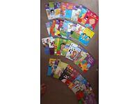 Assorted kids books 75+ paperback