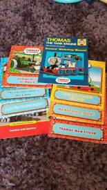 Large set of Thomas & Friends Story Books
