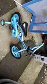 Trac T12 small boys bike