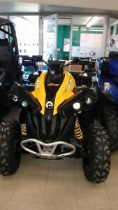 2012 CAN AM RENEGADE XXC 1000 G2